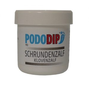 pododip schrundenzalf klovenzalf pot 75 ml