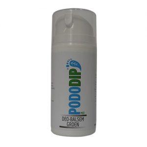 pododip groen voetenbalsem deo fles 100 ml